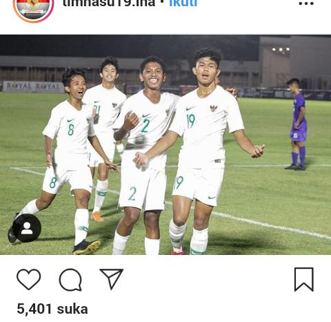 Link Live Streaming Timnas Indonesia vs Brunei Darussalam Kualifikasi Piala Asia U 16 TV Online RCTI