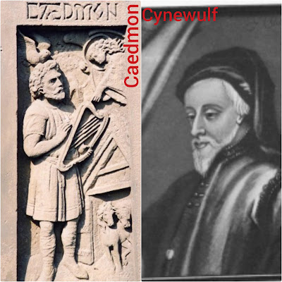 Caedmon and Cynewulf