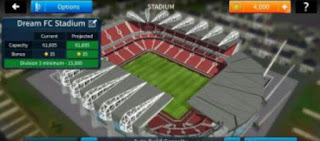 Dream League Soccer 2019 Stadium