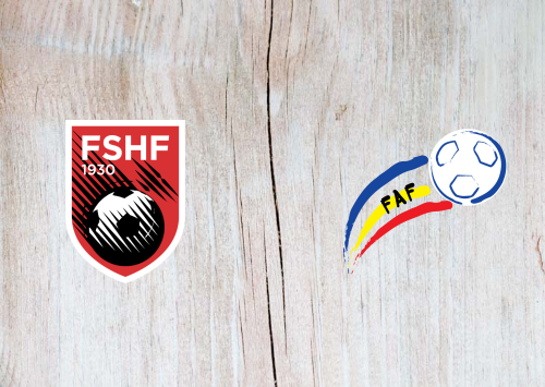 Albania vs Andorra -Highlights 14 November 2019