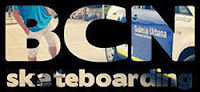 barcelona skateboarding ©