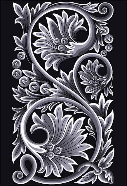 contoh-motif-ragam-hias-flora