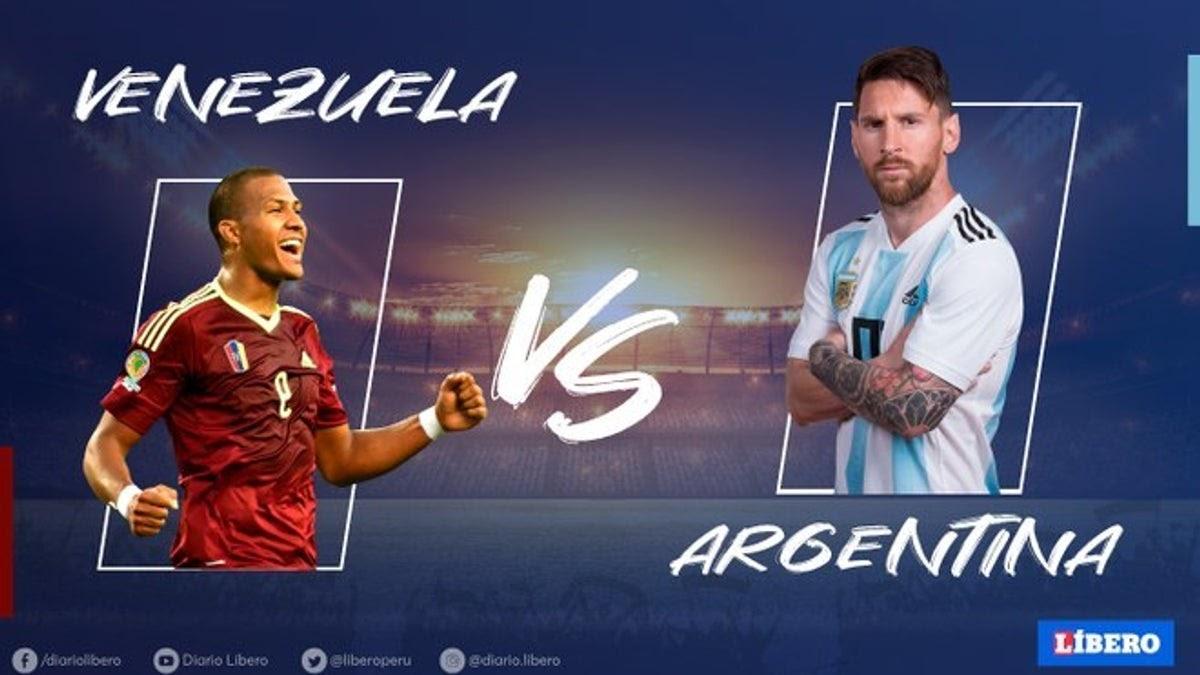مشاهدة مباراة فنزويلا و الأرجنتين 28-06-2019 كوبا أمريكا