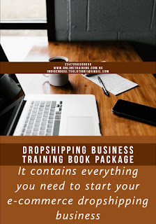 Dropshipping Business Training For Nigeria