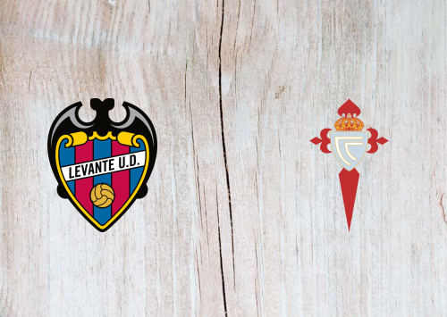 Levante vs Celta Vigo -Highlights 22 December 2019