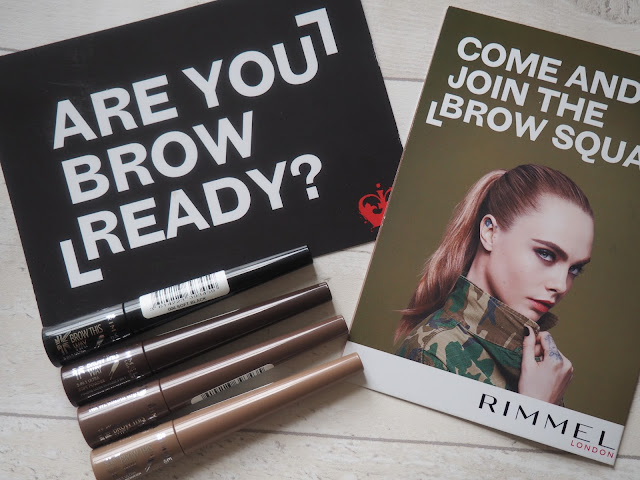 Rimmel Brow This Way Ultra Soft Powder