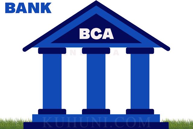Laba Bersih Bank BCA Kuartal II 2020