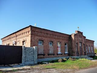Олександро-Калинове. Колишній будинок поміщика