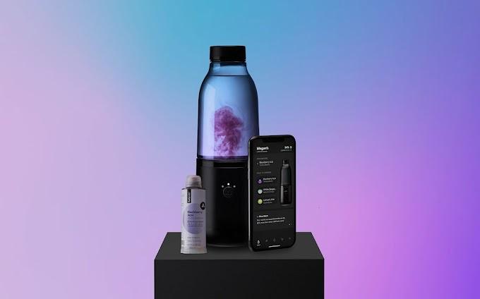 Bu Akılı Bir Telefon Değil Akıllı Bir Su Şişesi