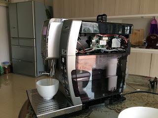 Sửa chữa máy pha cà phê tự động