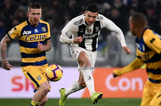 مباشر مشاهدة مباراة يوفنتوس وفروسينوني بث مباشر 15-2-2019 الدوري الايطالي يوتيوب بدون تقطيع