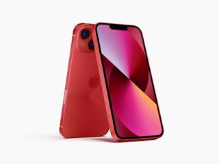 iPhone 13 all Colors Mockup