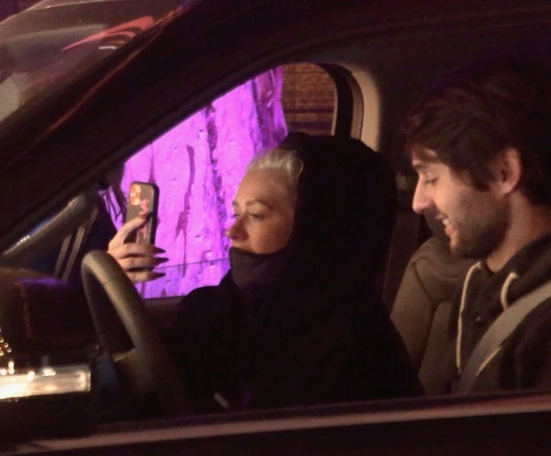 Christina Aguilera Arrives at Haunt 'O Ween LA in Canoga Park 9 Oct -2020