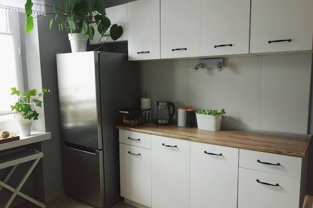 metamorfoza szafek kuchennych