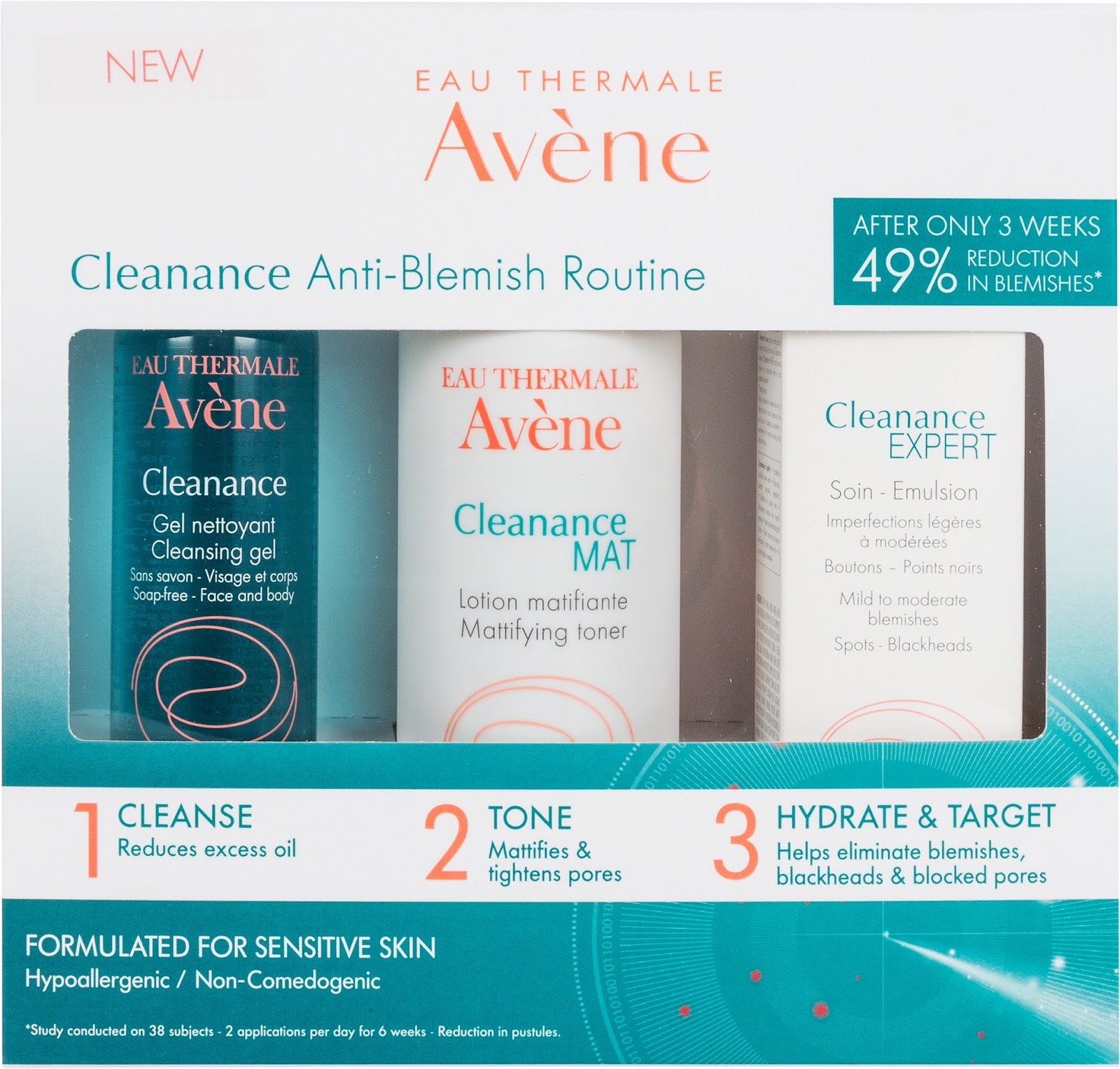 Avene Clearance Collection