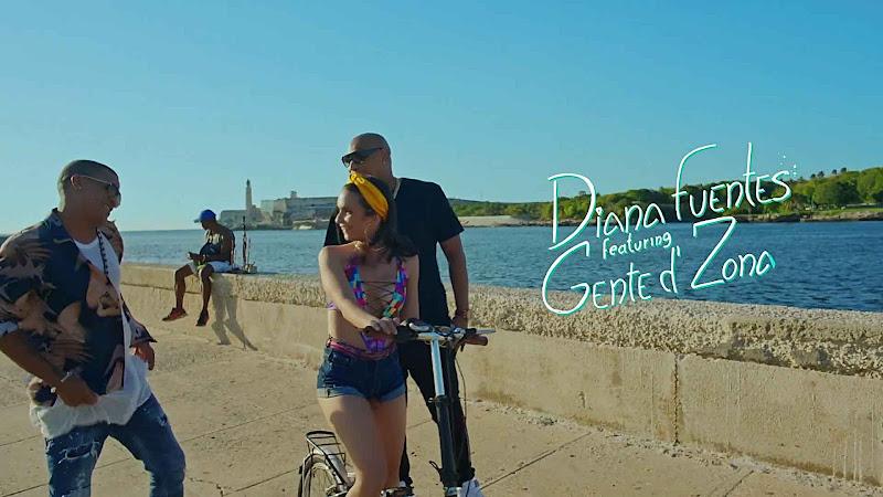 Diana Fuentes Ft. Gente D´Zona - ¨La vida me cambió¨ - Videoclip - Dirección: Alejandro Pérez. Portal Del Vídeo Clip Cubano - 01