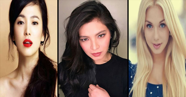 Angel Locsin Gets To Be A Part Of The 15 Most Beautiful Women In The World!