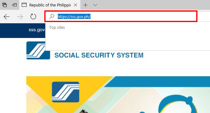 How to View SSS Contribution Online?