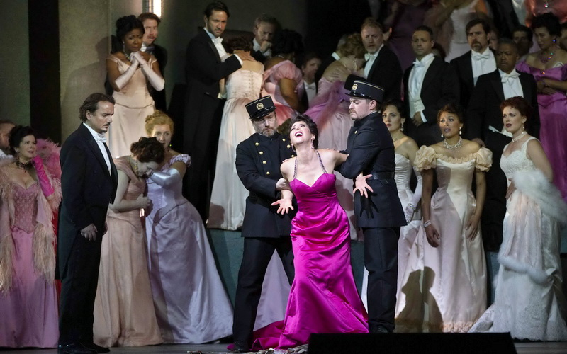 Προβολή της όπερας «Μανόν» του Μασνέ στο Δημοτικό Θέατρο Αλεξανδρούπολης
