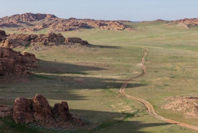Great Land Stone of Dundgovi Province