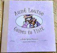 Aunt Louise Book