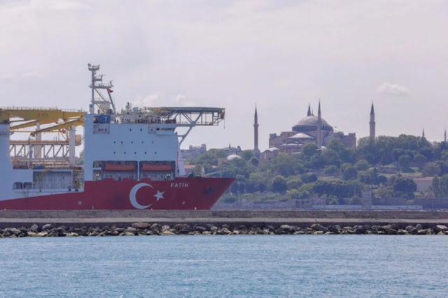 Τα πολεμικά παιγνίδια του Ερντογάν δεν είναι πλάκα