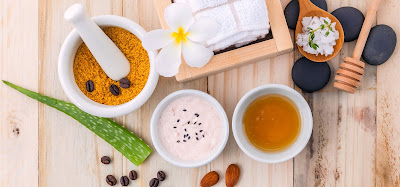 perawatan kulit alami