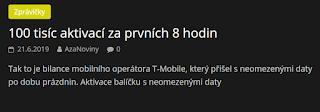 http://azanoviny.wz.cz/2019/06/21/100-tisic-aktivaci-za-prvnich-8-hodin/