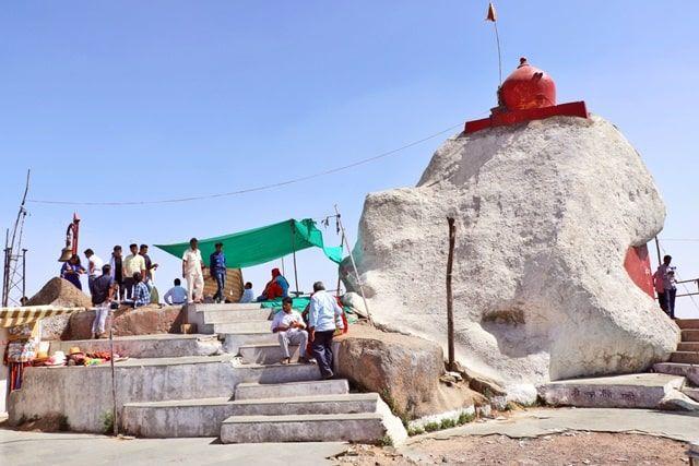 Guru Shikhar of Mount Abu