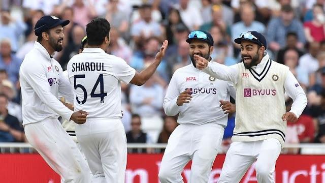 भारत के पास 138 रन की बढ़त, दूसरे दिन का खेल शुरू