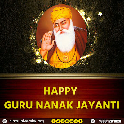 Guru Nanak Jayanti : Gurpurab 2019