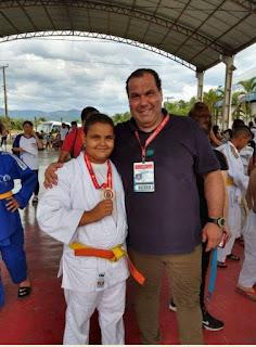 Atletas da Escola Municipal de judô da Ilha com 100% de  aproveitamento no Campeonato Regional Aspirante