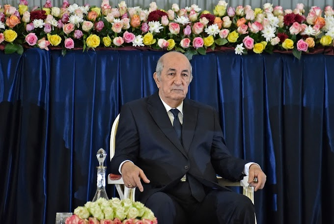 ALGIERS — Algeria's president has been admitted to a specialised treatment unit in an military medical institution