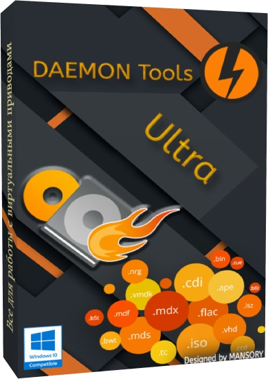 DAEMON Tools Ultra 5.6.0.1216 [Desatendido/Activado]