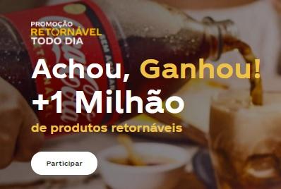 Retornável Todo Dia Coca-Cola Promoção
