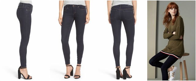 Articles of Society Sarah Skinny Jeans $32 (reg $54)