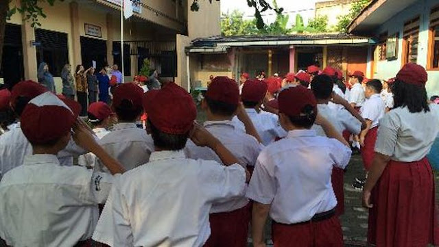 Banyak Orang Tua Tak Rela Anaknya Masuk Sekolah saat Corona