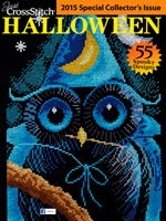 FIND BLUE RIBBON DESIGNS IN THE 2015 Halloween Collector's ISSUE OF JCS MAGAZINE
