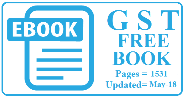 Free ebook on gst clause by clause act rules analysis updated may share to facebook share to twitter share to print share to email share to more fandeluxe Choice Image