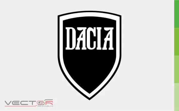 Automobile Dacia S.A. (1990) Logo - Download Vector File CDR (CorelDraw)