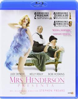 Mrs. Henderson Presenta [BD25] *Subtitulada