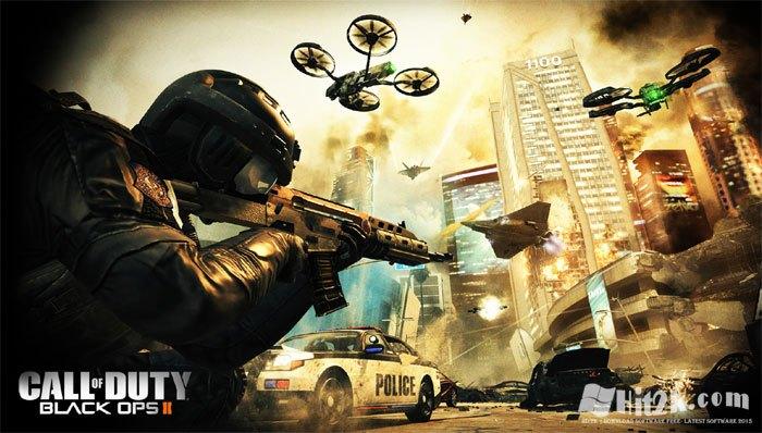 Call of Duty Black Ops 2 PC game SP ... - BKS Repacks