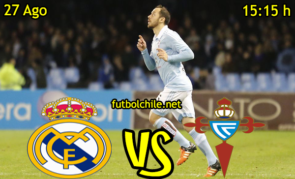 Ver stream hd youtube facebook movil android ios iphone table ipad windows mac linux resultado en vivo, online: Real Madrid vs Celta