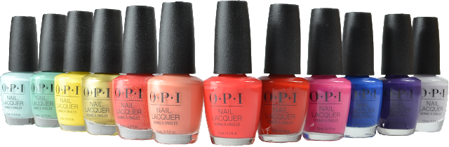 OPI Mexico City Spring 2020 Collection - with swatches!