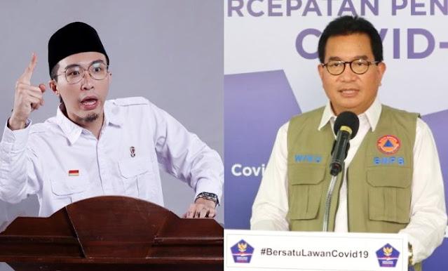 Mekkah Menolak Umroh dari Indonesia, Dr Tirta: Satgas Covid-19 Harus Bertanggung Jawab
