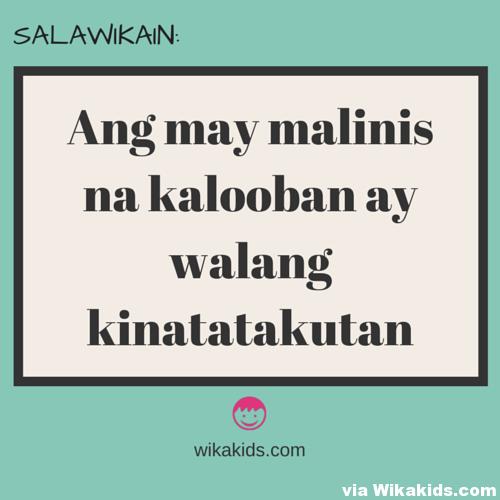 Mga Halimbawa Ng Kasabihan Philippin News Collections