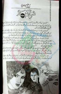 Shab e nam ki sehar by Rukh Chaudhary Episode 10 to 17 Online Reading