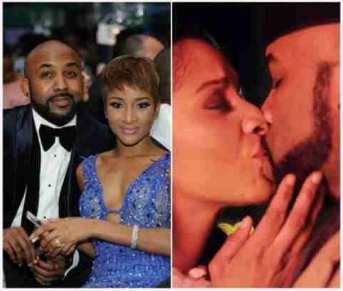 """You, My Darling, Are My Hero"" – Adesua Gushes About Banky W"
