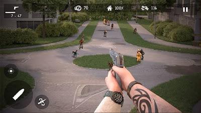 لعبة Dead Zed مهكرة مدفوعة, تحميل APK Dead Zed, لعبة Dead Zed مهكرة جاهزة للاندرويد