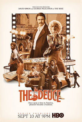 The Deuce Series Poster 1